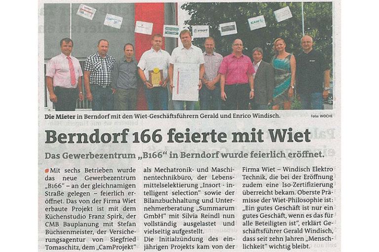 (German) Zeitungsartikel Bildpost